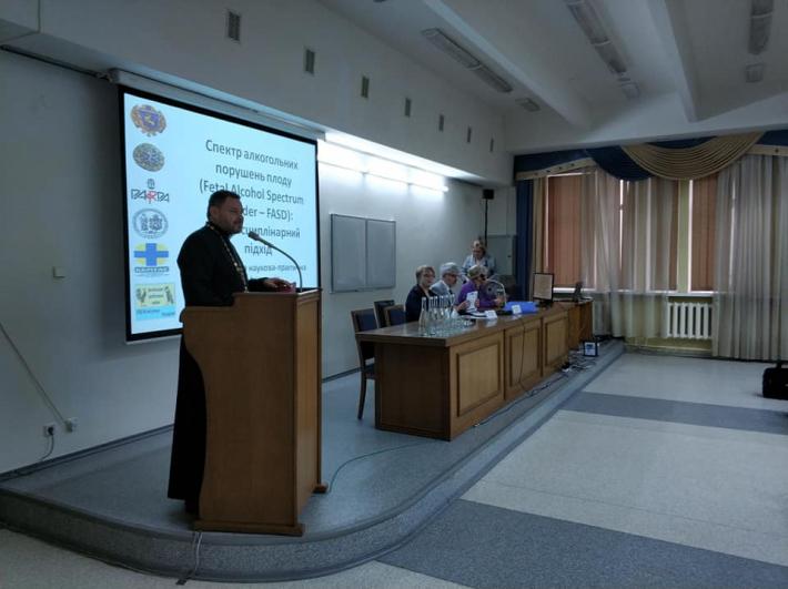 У Львові провели міжнародну конференцію про наслідки споживання алкоголю для вагітних