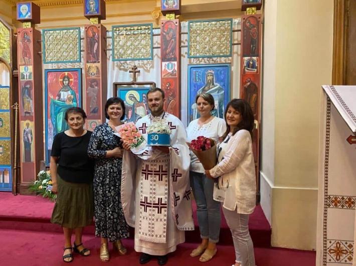Святоволодимирські дні в Парижі: відзначення храмового празника у катедрі Святого Володимира Великого