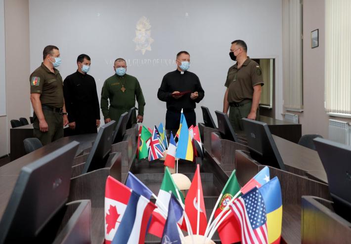 Священнослужителя УГКЦ Михайла Сукмановського відзначено медаллю «За співпрацю»