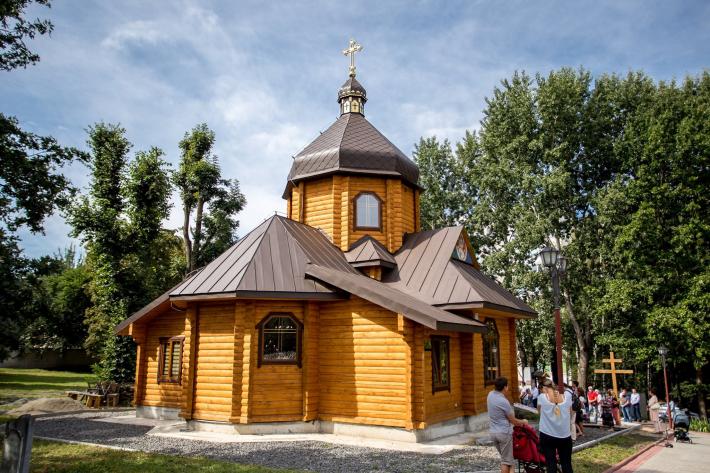 У Хмельницькому освятили новозбудований храм