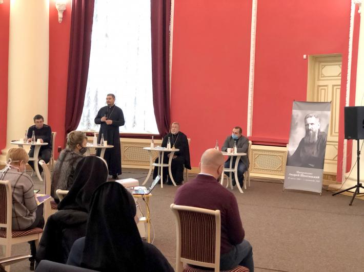 У Запоріжжі обговорили екуменічні та соціальні ініціативи митрополита Андрея Шептицького та їх вплив на сучасне християнство