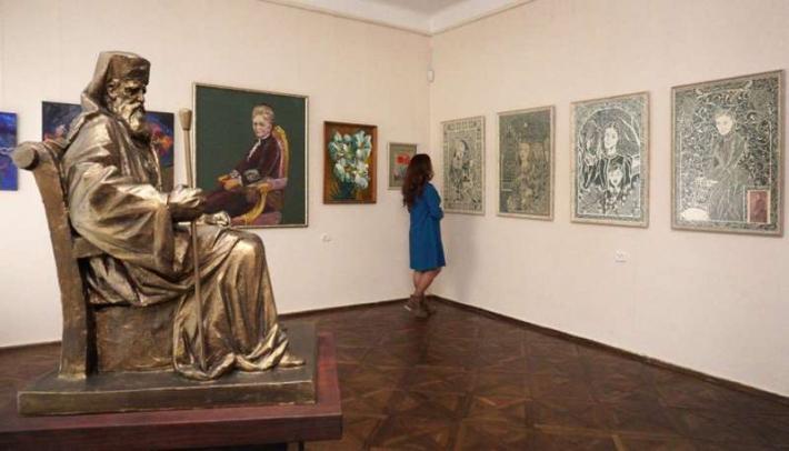 У львівському музеї Олени Кульчицької триває мистецько-документальний проект «Молитва до Митрополита. Софія»