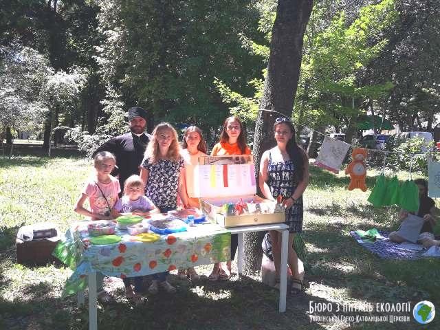 Полтавські греко-католики долучилися до Фестивалю здорового життя