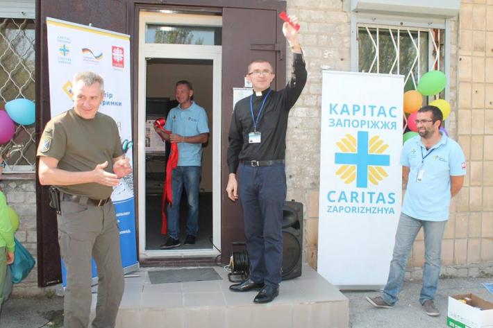 У Красногорівці відкрився центр соціальних послуг «Простір дій»