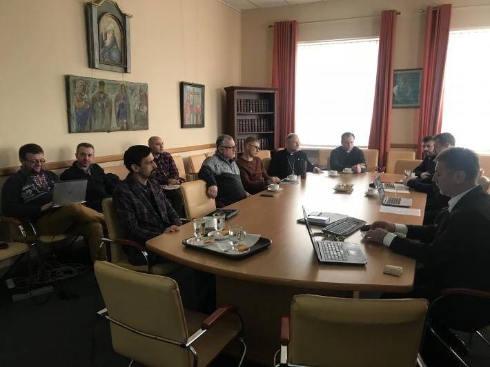 У рамках підготовки до 300-ліття Замойського собору в УКУ відбувся семінар
