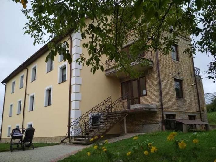 Монахи Свято-Успенської Унівської лаври запрошують до реколекційного  будинку «Прочанин»