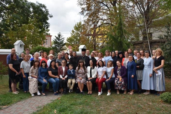 В Одесі розпочалося навчання катехитів за програмою Катехитично-педагогічного інституту УКУ