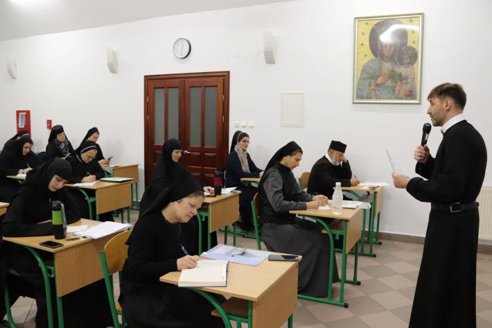 Сьогодні у Брюховичах стартувала Школа духовного проводу «Єлеазар»