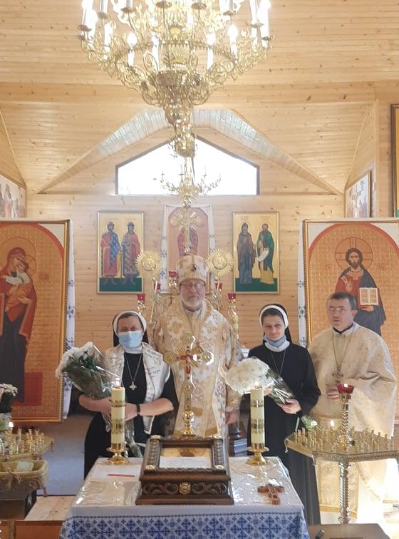Новою настоятелькою запорізького монастиря призначено сестру Лукію Мурашко