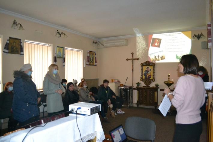 В Одесі відбулася презентація християнського руху «За життя»