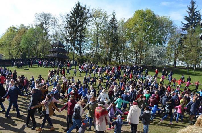 У Шевченківському гаю відбудеться десятий благодійний фестиваль «Святкуймо Воскресіння разом»