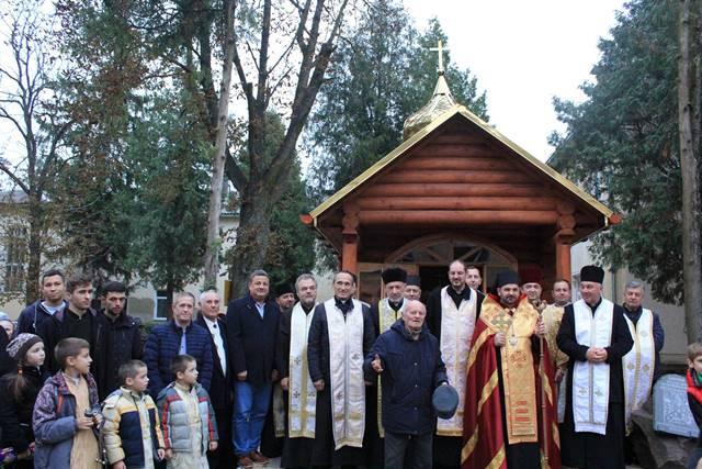 Владика Григорій (Комар) освятив каплицю Грушівської чудотворної ікони Пресвятої Богородиці