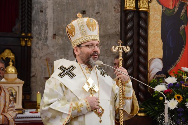 Глава УГКЦ у Литві: «Ми всі є дітьми однієї Церкви, яка вертається до Вільнюса, як до рідного дому»