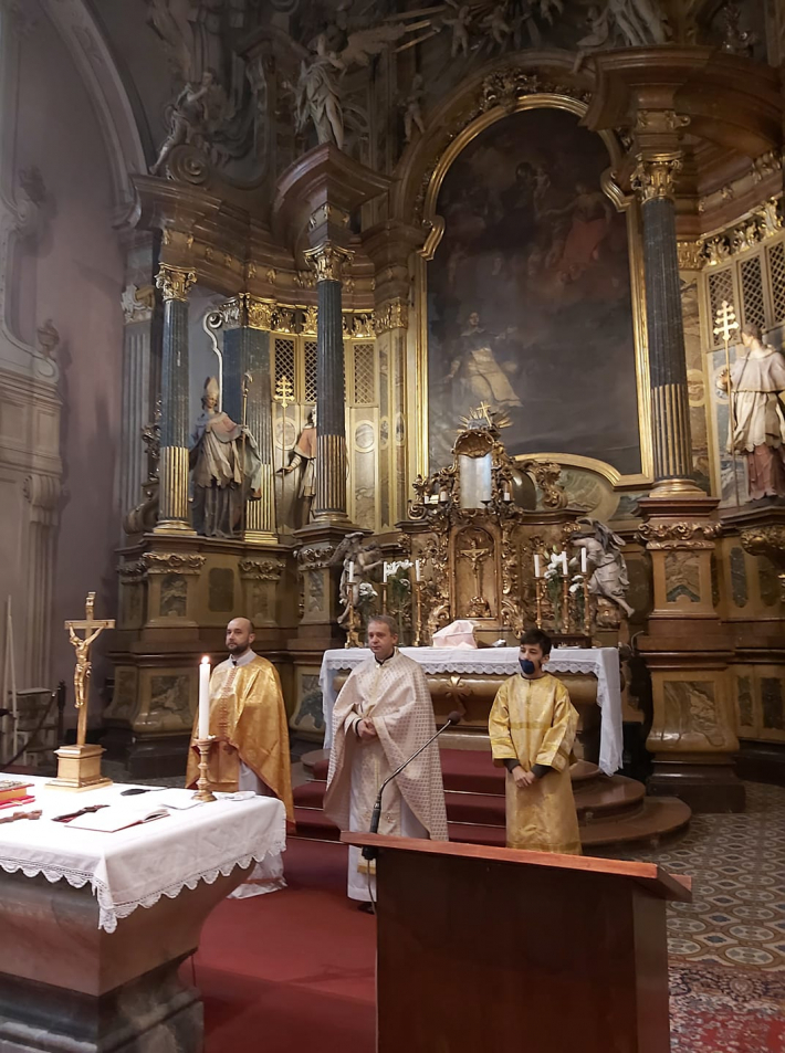 У Будапешті провели різдвяні реколекції для місцевих греко-католиків