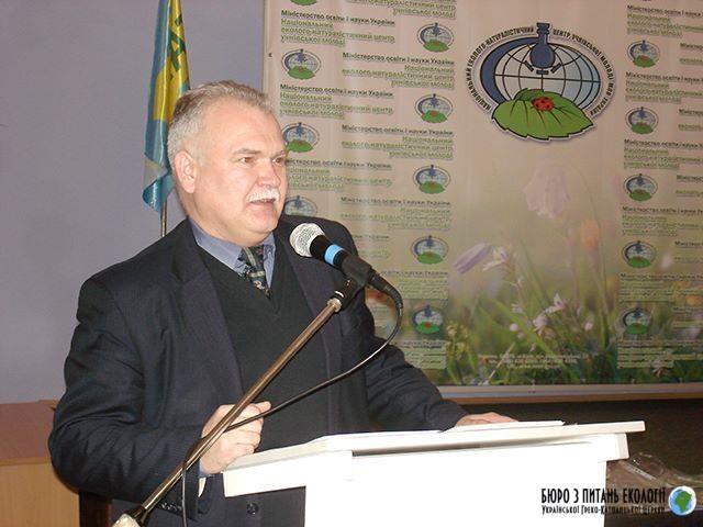 «Культура енергоефективності є не менш важливою від технології енергоефективності», - професор Володимир Шеремета