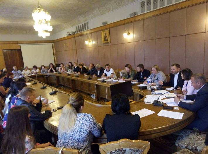 У Львівській ОДА працювали над схемою протидії алкоголізму та наркоманії