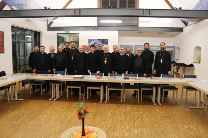 Представники Пасторально-міграційного відділу беруть участь у Соборчику священиків УГКЦ у Німеччині та Скандинавії