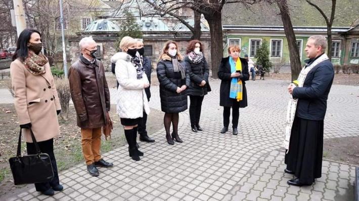 В українському посольстві в Угорщині говорили про спорудження храму УГКЦ у Будапешті