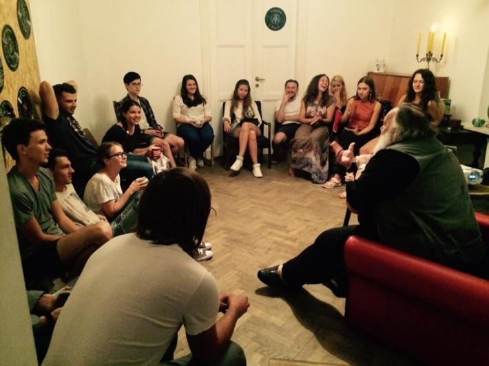"""Свобода – це знати, хто ти: як студенти УКУ творять """"Вільний Простір"""""""