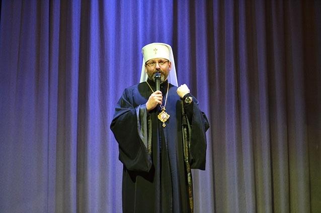 Глава УГКЦ у Житомирі: «Закликаю всіх інвестувати в життя і перемогти Божим миром війну, яку нам нав