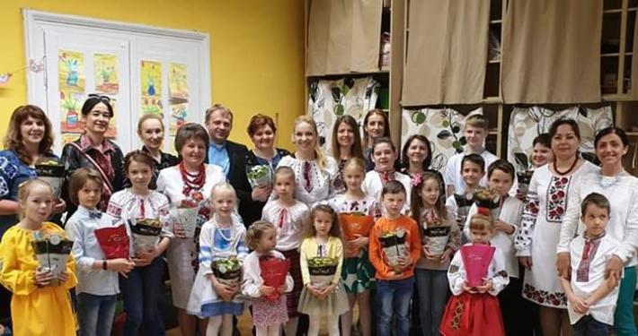 У парафії УГКЦ у Будапешті відзначили День матері