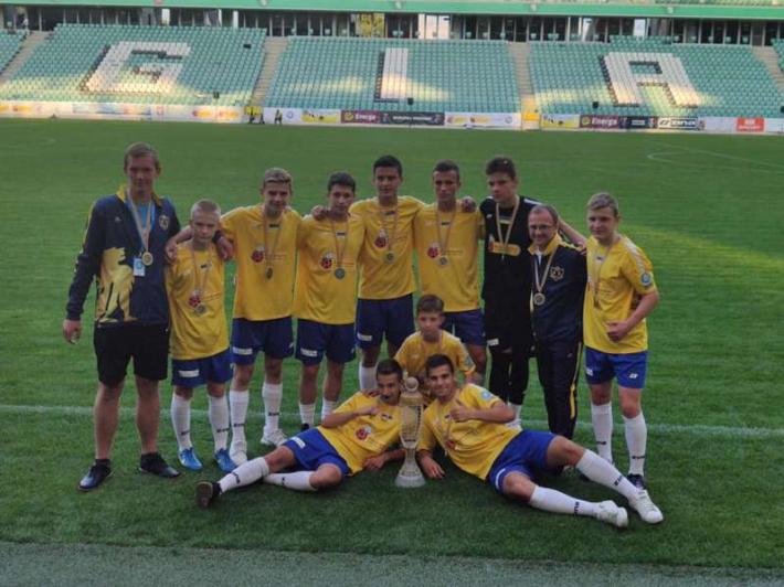 Футбольний клуб «Копа» Центру опіки сиріт Львівської архиєпархії УГКЦ став чемпіоном світу