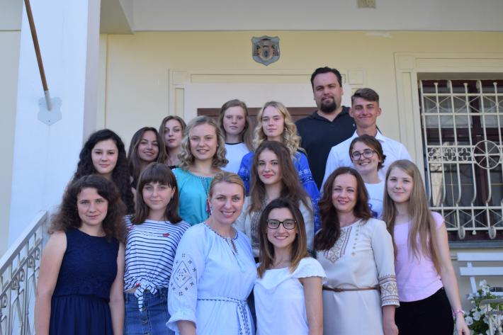 У Заздрості відбувся майстер-клас для нових учасників Школи англомовних християнських аніматорів