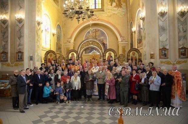 Цінні свідчення незламності віри у підпіллі дали священники в Бучачі на святкуванні з нагоди легалізації УГКЦ