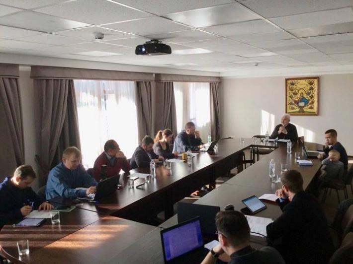 У Львові обговорили підготовку до Форуму українців-мігрантів, який відбудеться у Римі у вересні 2018