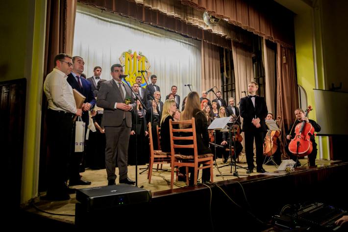 Яворів вшанував 30-річчя виходу УКГЦ із підпілля і 75-ту річницю відходу у вічність митрополита Андрея Шептицького