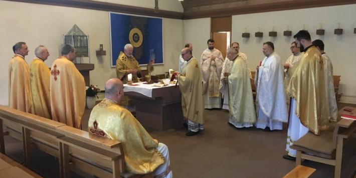 Відбулася конференція для духовенства УГКЦ в Німеччині та Скандинавії