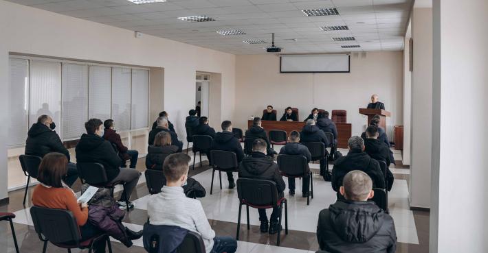 В академії Івана Золотоустого відбувся день відкритих дверей