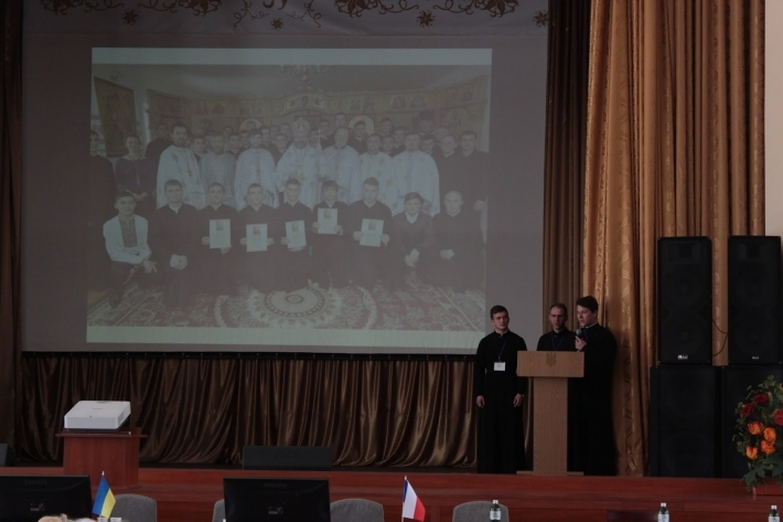 Семінаристи Київської Трьохсвятительської духовної семінарії УГКЦ стали призерами на Міжнародному курсантсько-студентському форумі