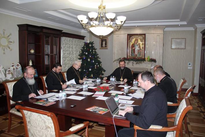 Постанови Третьої сесії Синоду Єпископів Києво-Галицької Митрополії УГКЦ