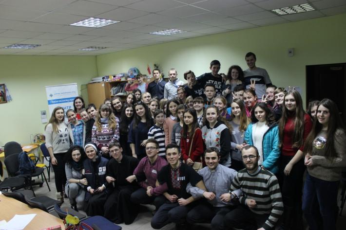 Молодь Київської архиєпархії у Запоріжжі організувала Курси аніматорів