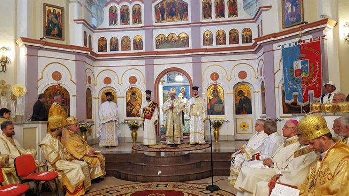 """""""Історія Італо-Албанської Церкви є прикладом збереження національної та церковної ідентичності"""", - Глава УГКЦ на Зустрічі в Італії"""