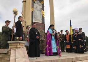 Понад три тисячі осіб беруть участь у ІХ Всеукраїнському військовому паломництві до Зарваниці