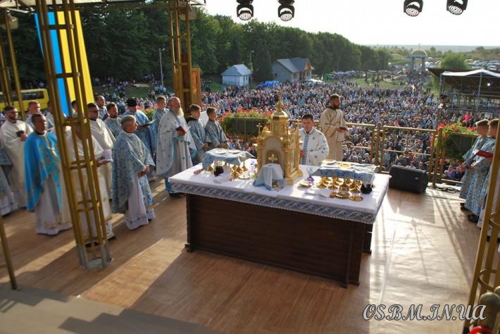 Духовно-паломницький центр Матері Божої у Погоні протягом двох днів приймав паломників ХХІV Міжнародної прощі Вервиці
