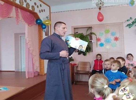 Екологічні місії з нагоди храмового свята відбулися у с. Володимирці