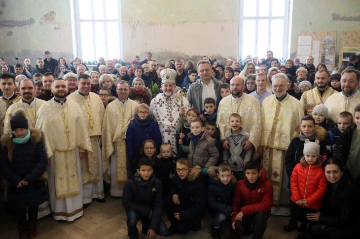 У Домі милосердя освятили каплицю Святого Миколая