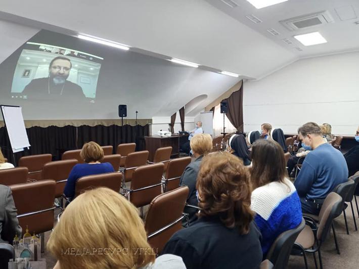 Блаженніший Святослав провів підсумкову річну зустріч з працівниками Патріаршої курії