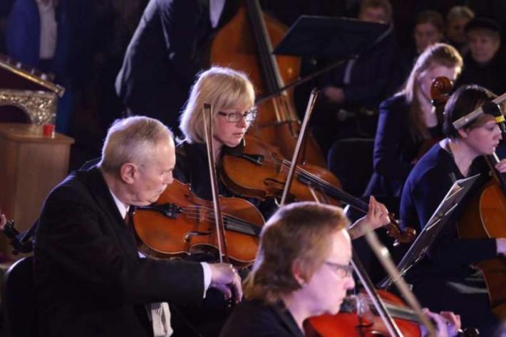 Львів'ян запрошують на концерт-містерію «Страсті Христові»