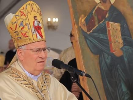 «В історії вашої Церкви я побачив Хресну дорогу Ісуса Христа», – кардинал Бассетті на закінчення візиту до України