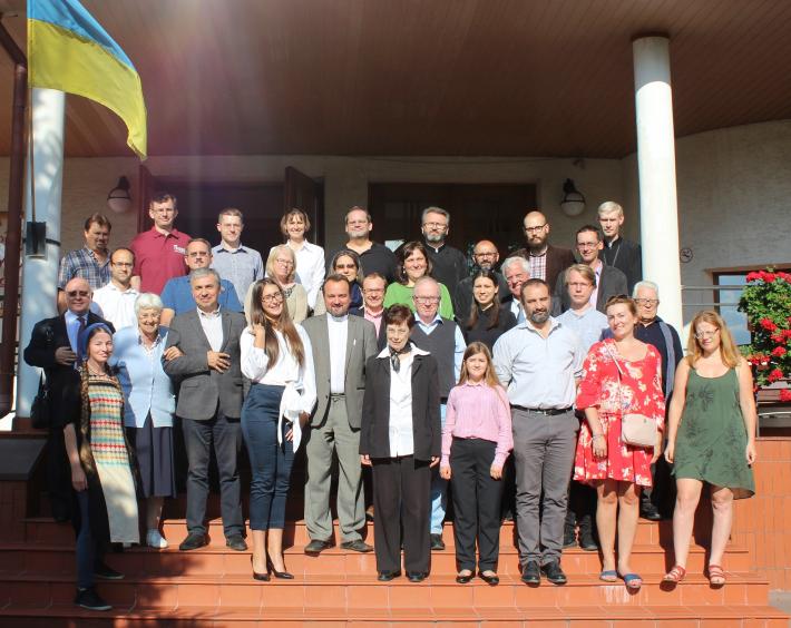 Українське патристичне товариство об'єднало католицьких та православних богословів