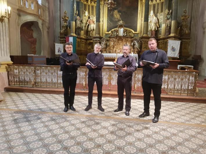 У Будапешті відбувся перший міжнаціональний фестиваль духовної пісні «Покрова Богородиці»