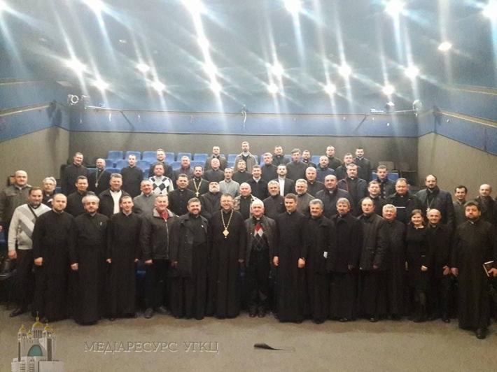 У Брюховичах відбулися реколекції для медичних капеланів