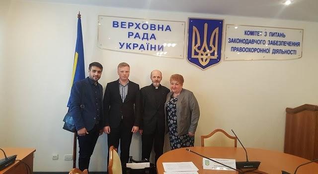 Голова Душпастирської ради взяв участь у засіданні 11-ї зустрічі робочої групи з реформування пенітенціарної системи