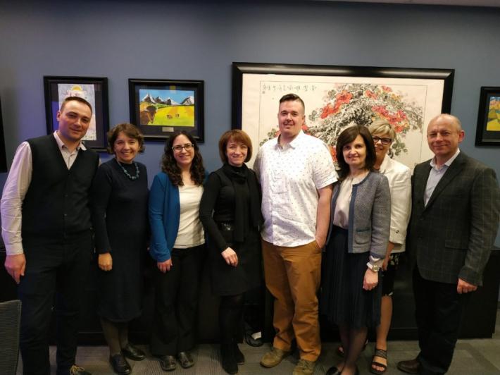 Викладачі УКУ ознайомилися із системою освіти в Канаді