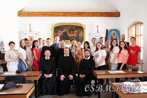 У Львові відбулася зустріч лідерів молодіжних спільнот, що функціонують при василіанських монастирях