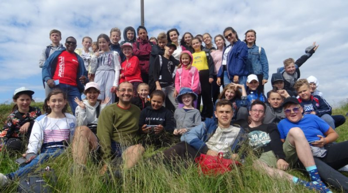 Отці салезіани провели для дітей англомовний табір Боско